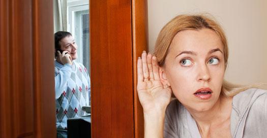 حریم خصوصی همسرتان را رعایت کنید
