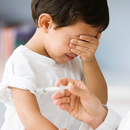 کودک را از آمپول نترسانید