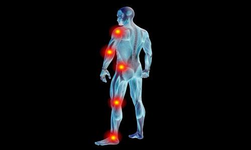 درمان دردهای مفصلی با طب سنتی