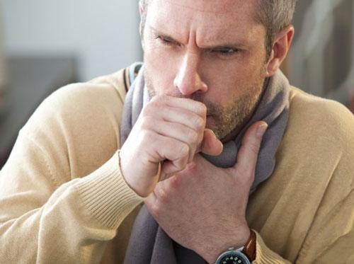 درمان کردن سرفه