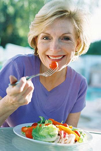 خانمهای گیاهخوار سالمترند