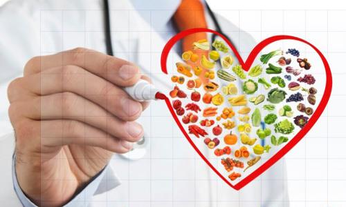 تغذیه در بیماری های قلبی