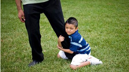 وابستگی خطرناک کودکان به والدین
