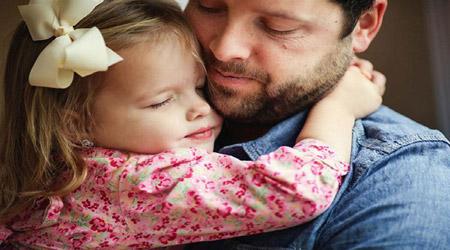 نقش پدرها در زندگی مشترک دختران