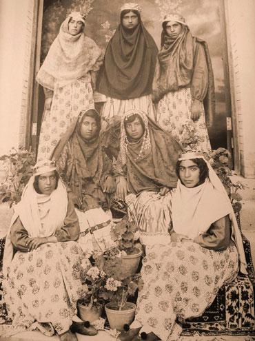 زنان ایرانی، قدیم ها قشنگ تر بودند؟