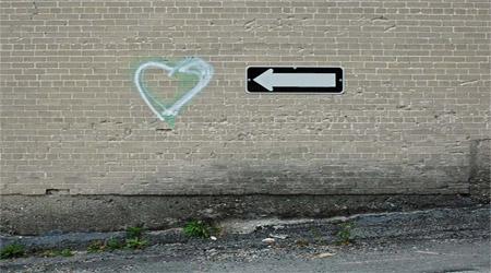 دوست داشتن در خیابان یک طرفه
