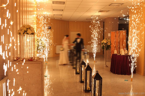 شب عروسی، شبی برای حرف مردم