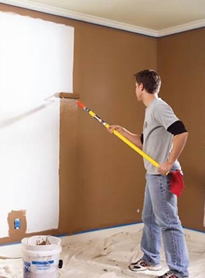 راه حل هایی برای ماندگاری رنگ و نقاشی دیوار