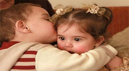 ایجاد صلح ماندگار بین خواهر و برادر