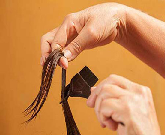 ماسکهایی که مو را سیاه میکنند