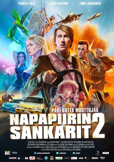 دانلود فیلم Lapland Odyssey 2 2015