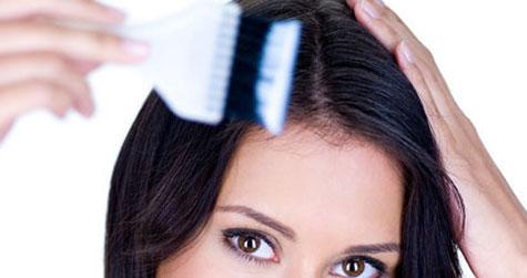 موهایتان را در خانه رنگ کنید