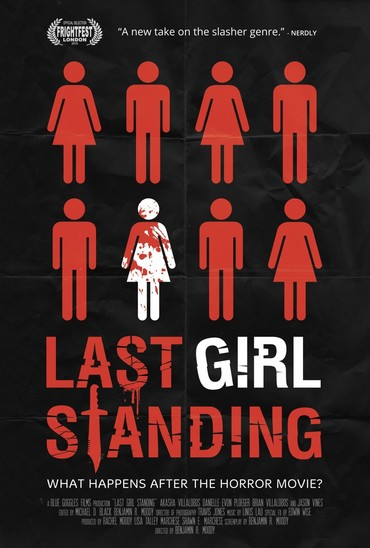 دانلود فیلم Last Girl Standing 2015