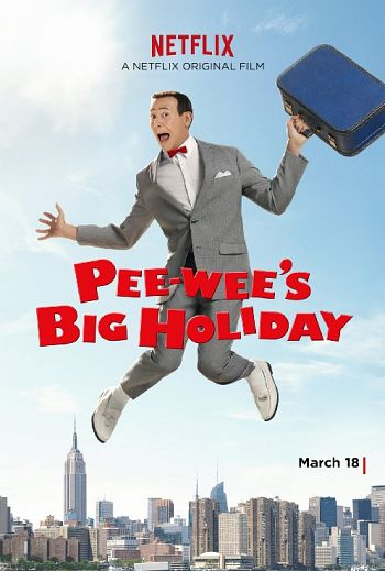 دانلود فیلم Pee-wee's Big Holiday 2016
