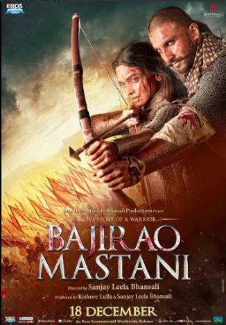 دانلود فیلم Bajirao Mastani 2015