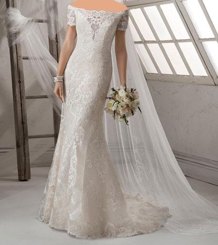 مدل های لباس عروس بهار 95