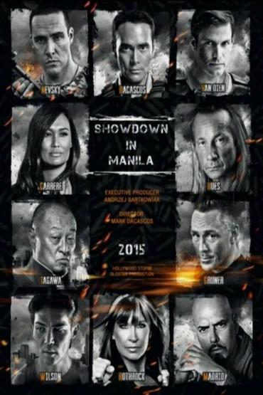 دانلود فیلم Showdown in Manila 2016