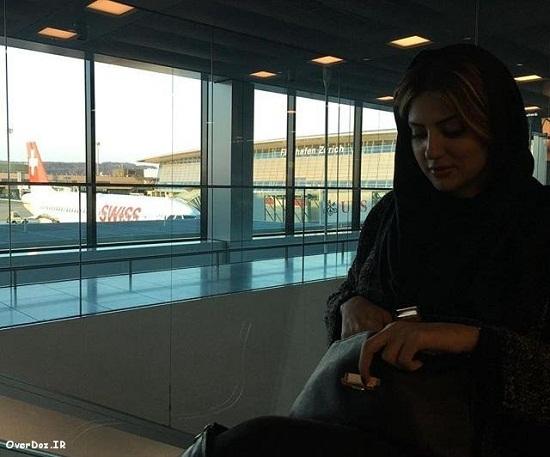 تازه ترین عکس هلیا امامی