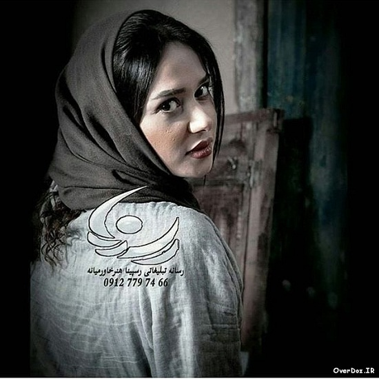 عکس جدید پریناز ایزدیار نوروز ۹۵