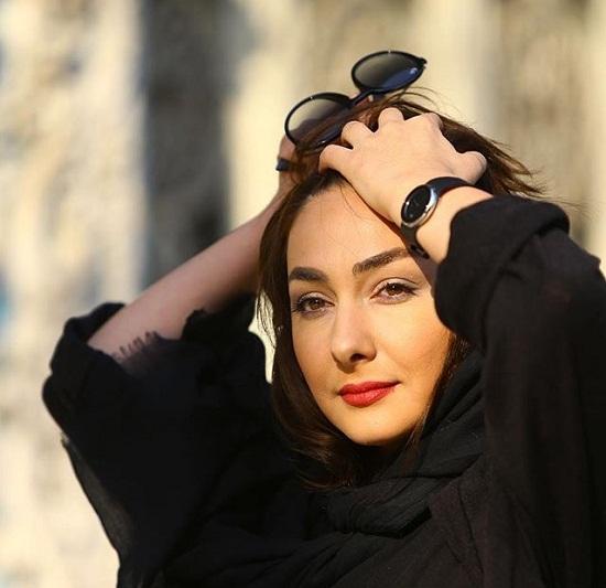 جدیدترین عکسهای هانیه توسلی در سال ۹۵