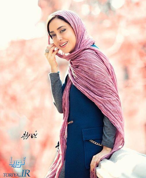 عکس بهاره کیان افشار در مجله ایده ال