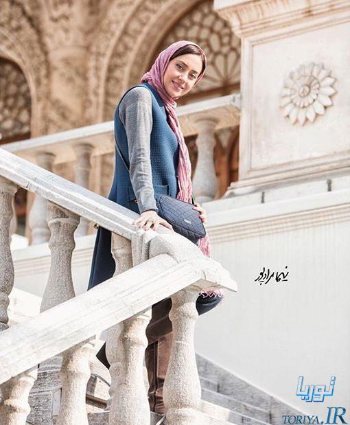جدیدترین عکس های بهاره کیان افشار