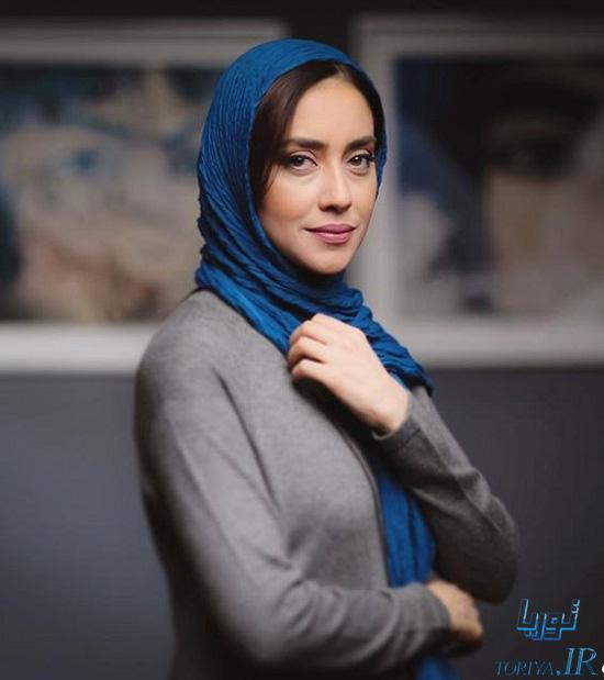 عکس اتلیه ای بهاره کیان افشار