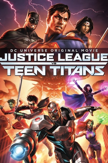 دانلود فیلم Justice League vs. Teen Titans 2016