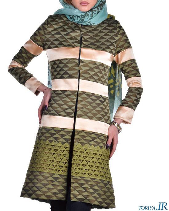مدل مانتو اسپورت بهار 95