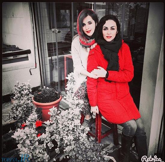 عکس زیبای شیوا ابراهیمی