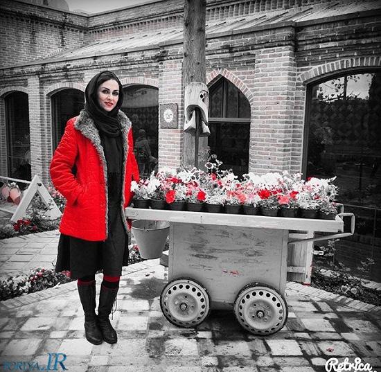 عکس شیوا ابراهیمی بازیگر