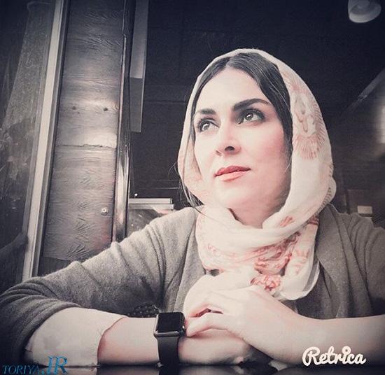 عکسهای شیوا ابراهیمی ، تصاویر جدید شیوا ابراهیمی