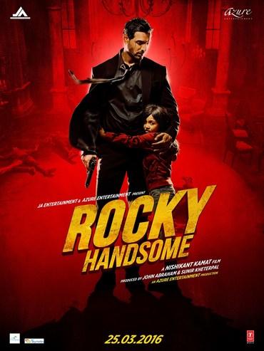 دانلود فیلم Rocky Handsome 2016
