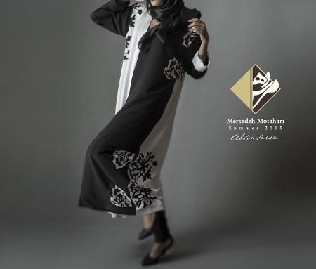 جدیدترین مدل مانتو کتی زنانه 1395