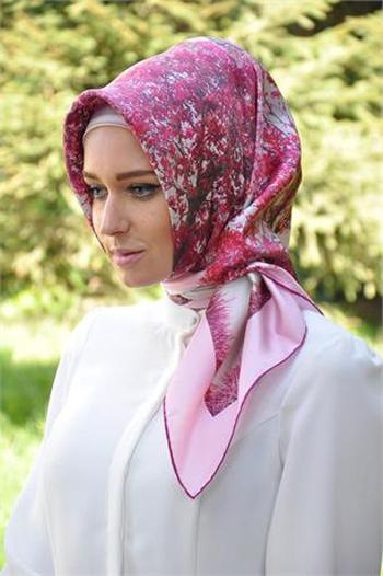 مجموعه ای از جدیدترین مدل روسری های ترک 2016