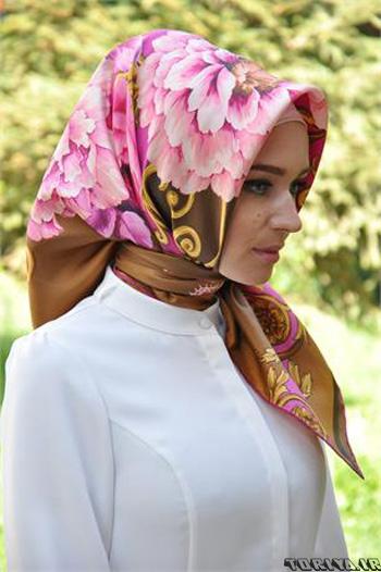مدل روسری ترک 95