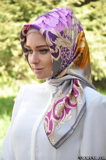 عکس مدل روسری ترک سال 2016