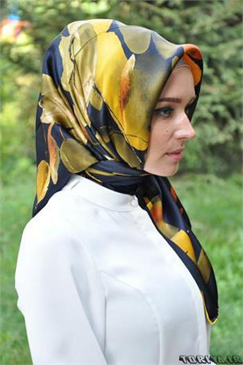مدل روسری زنانه ترک