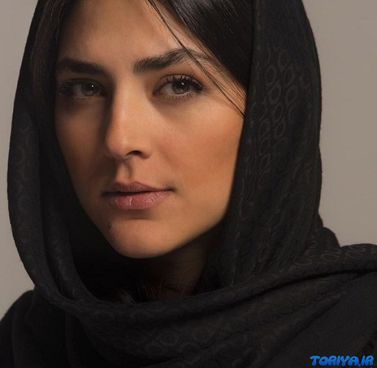 جدیدترین عکسهای هدی زین العابدین در سال ۹۵
