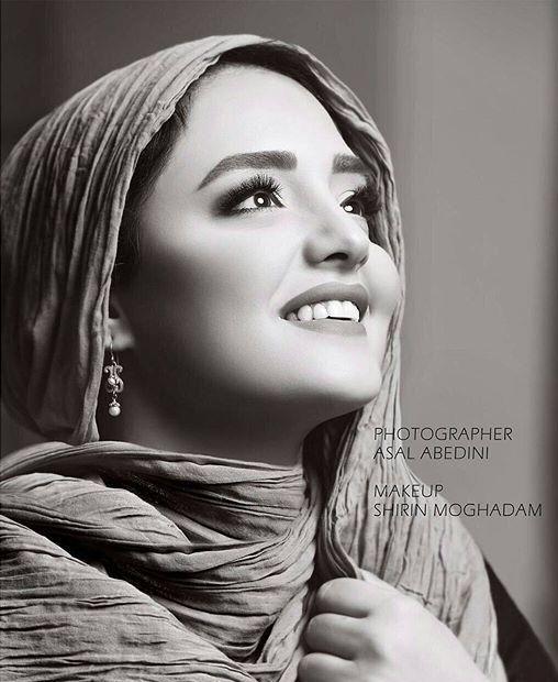 جدیدترین عکسهای اتلیه ای نرگس محمدی