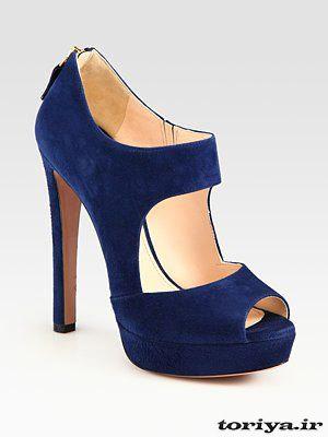 مدل کفش زنانه برند prada