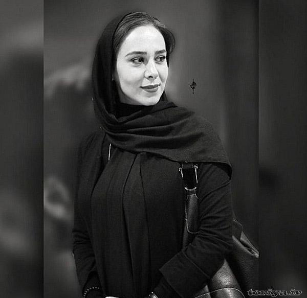 جدیدترین عکسهای الهام جعفرنژاد در سال ۹۵
