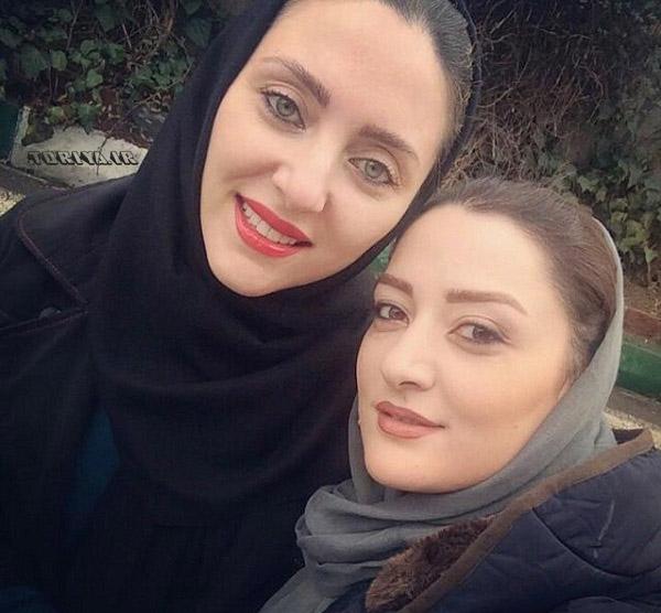 مهسا کرامتی و خواهرش