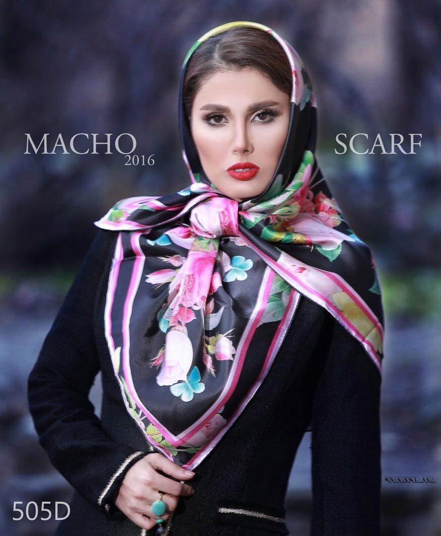 جدیدترین شال و روسری دخترانه