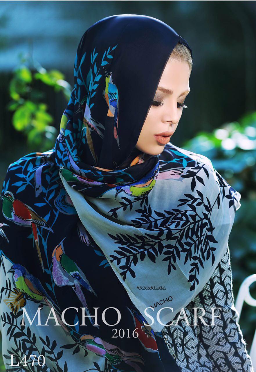 مدل شال و روسری بهار 95
