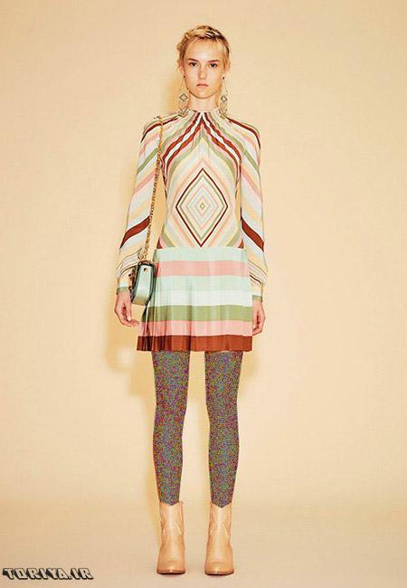 مدل لباس زنانه والنتینو
