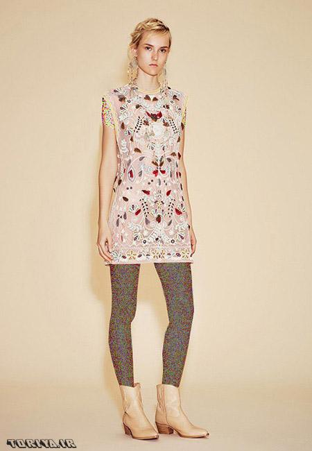 جدیدترین مدل های لباس زنانه والنتینو