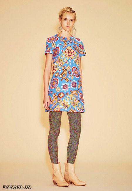 کلکسیون لباس زنانه والنتینو