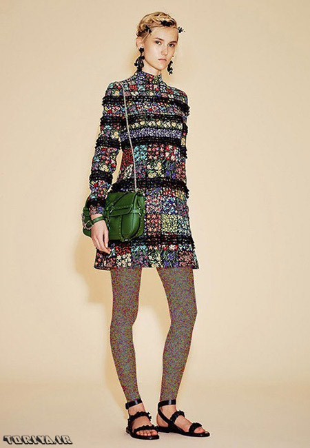مدل لباس زنانه والنتینو Valentino