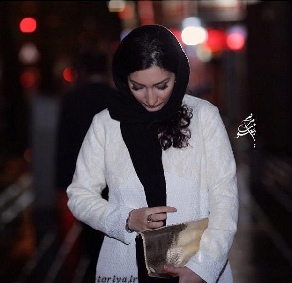 عکس جدید بهاران بنی احمدی